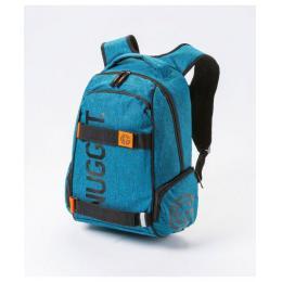 Batoh Nugget Bradley Backpack 26L 17/18 - C - Heather Petrol