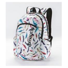Batoh Meatfly Purity Backpack 26l 17/18 A - Feather Print