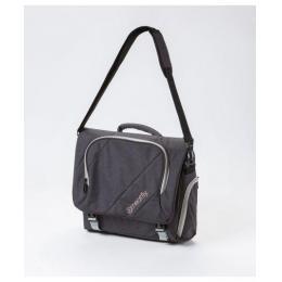 taška přes rameno Meatfly Geller Bag 17/18 A-Black