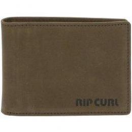 Peněženka Rip Curl Original Leather Wallet 2017 Brown
