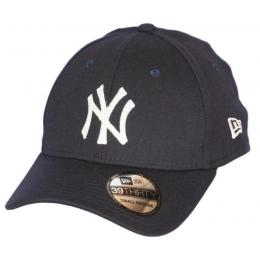 kšiltovka New Era Chain Stitch 2017 NY navy