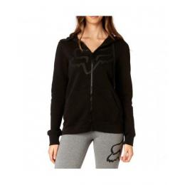 Dámská mikina Fox Certain Zip Fleece 17/18 - Black