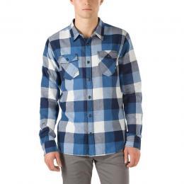 Košile Vans Box Flannel 17/18 - Delft marshmallow