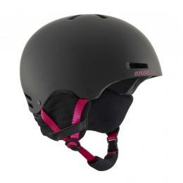 dámská helma Anon Greta 17/18 - BLACK CHERRY EU