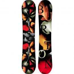 dámský snowboard Burton Deja Vu 17/18 - black orange