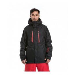SNB bunda Meatfly Ridge Jacket 17/18 D - Black
