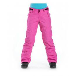 dámské snowboardové/lyžařské kalhoty Meatfly Pixie 2 17/18 - B - Rose Heather