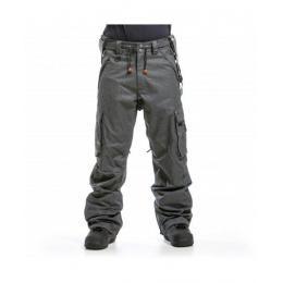 SNB kalhoty Nugget Dustoff 3 17/18 - C - Heather Black