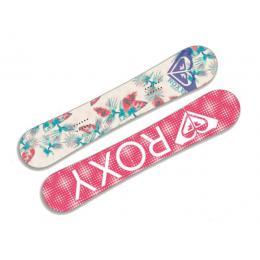 dámský snowboard Roxy Glow 17/18 - white-blue