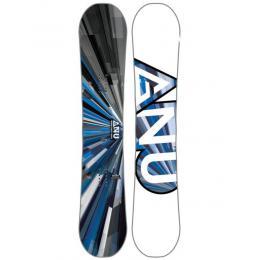 snowboard GNU Asym Carbon Credit 17/18 - 156