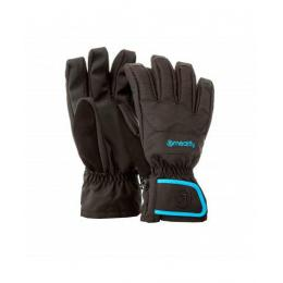 Rukavice Meatfly Cyclone 17/18 A - Black/Blue