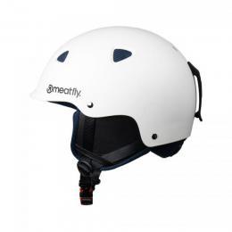 zimní helma Meatfly Snow Helmet 17/18 A-White