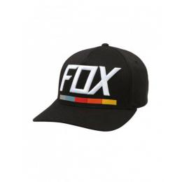 Kšiltovka Fox Draftr Flexfit 2018 Black
