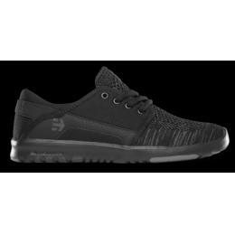 Dámské boty Etnies Scout Yarn Bomb W'S 2018 Black / Grey / Black