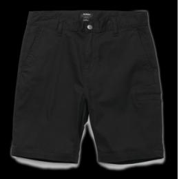 Pánské šortky Etnies Essential 5PCKT Short 2018 - Worn black