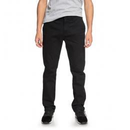 Kalhoty DC Worker Straight Chino 2018 Black