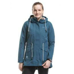 Dámská bunda Meda Jacket 2018 C - Blue