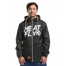 Pánská bunda Meatfly Finn 2 2018 A - Black