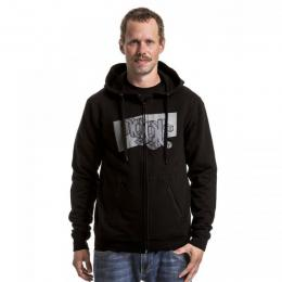 Mikina Nugget Desire Hoodie 18/19 A - Black