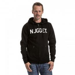 Mikina Nugget Typer 2 Hoodie 18/19 A - Black