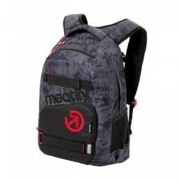 Batoh Meatfly Exile 3 Backpack 18/19 I - Binary Camo Grey