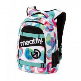 Batoh Meatfly Exile 3 Backpack 18/19 D - Blossom White