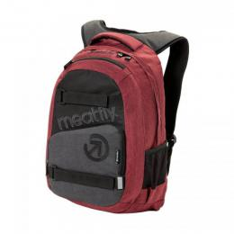 Batoh Meatfly Exile 3 Backpack 18/19 G - Burgundy, Black