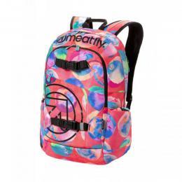 batoh Meatfly Basejumper 4 Backpack 18/19 G-Blossom pink