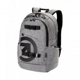 batoh Meatfly Basejumper 4 Backpack 18/19 C-Heather Grey