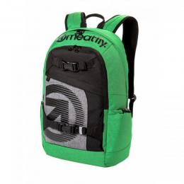batoh Meatfly Basejumper 4 Backpack 18/19 J-Heather Green, Black