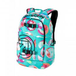 batoh Meatfly Basejumper 4 Backpack 18/19 - F-Blossom Mint