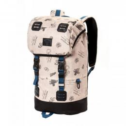 Batoh Meatfly Pioneer 3 Backpack 18/19 C - Stamps Beige