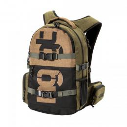 batoh Nugget Arbiter 4 Backpack 30L 18/19 - A - Heather Olive, Heather Sand