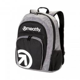 batoh Meatfly Vault 2 Backpack 18/19 A-Black, Heather Grey