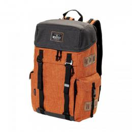 batoh Meatfly Scintilla Backpack 18/19 - D-Heather Brown Oak, Black