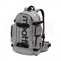 Batoh Meatfly Wanderer 4 Backpack 18/19 A-Heather Grey