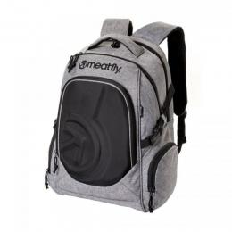batoh Meatfly Blackbird 2 Backpack 18/19 A - Heather Grey, Black