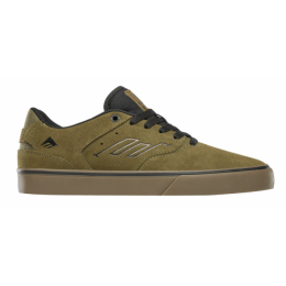 Boty Emerica The Reynolds Low Vulc 18/19 Olive/Black/Gum