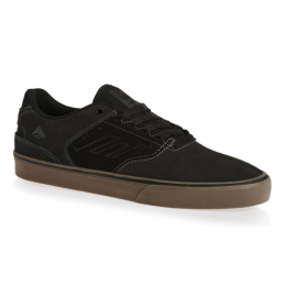 Boty Emerica The Reynolds Low Vulc 18/19 Dark Grey/Black/Gum