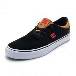 boty DC Trase SD 18/19 BLACK/RED/BLACK(XKRK)
