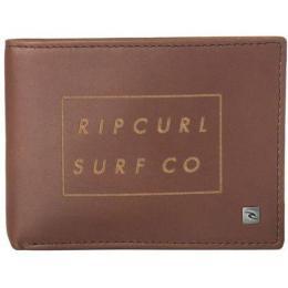 Pánská peněženka Rip Curl Surf CO FRID All day 18 - Brown