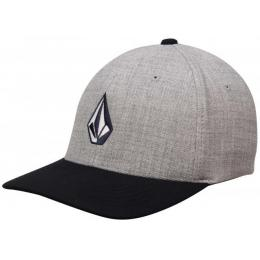 Kšiltovka Volcom Full Stone Heather Xfit 18/19 NVH