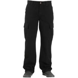 Kalhoty Emerica Surplus Cargo Pant 18/19 - Black