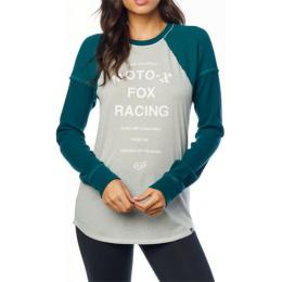Triko Fox Phased Raglan Top 18/19 JD
