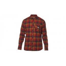 Košile Fox Rowan Stretch Flannel 18/19 - BRX