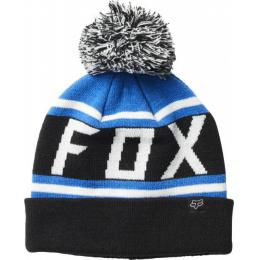 Čepice Fox Throwback Beanie 18/19 Black/Blue