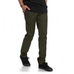 Kalhoty DC Worker Straight 18/19 KRY0