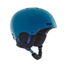 snowboardová/lyžařská helma Anon Raider 18/19 BLUE EU