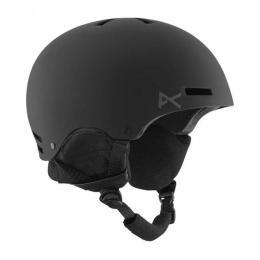 snowboardová/lyžařská helma Anon Raider 18/19 - BLACK EU