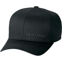 Kšiltovka Dakine Silicone Rail Hat 18/19 - Black